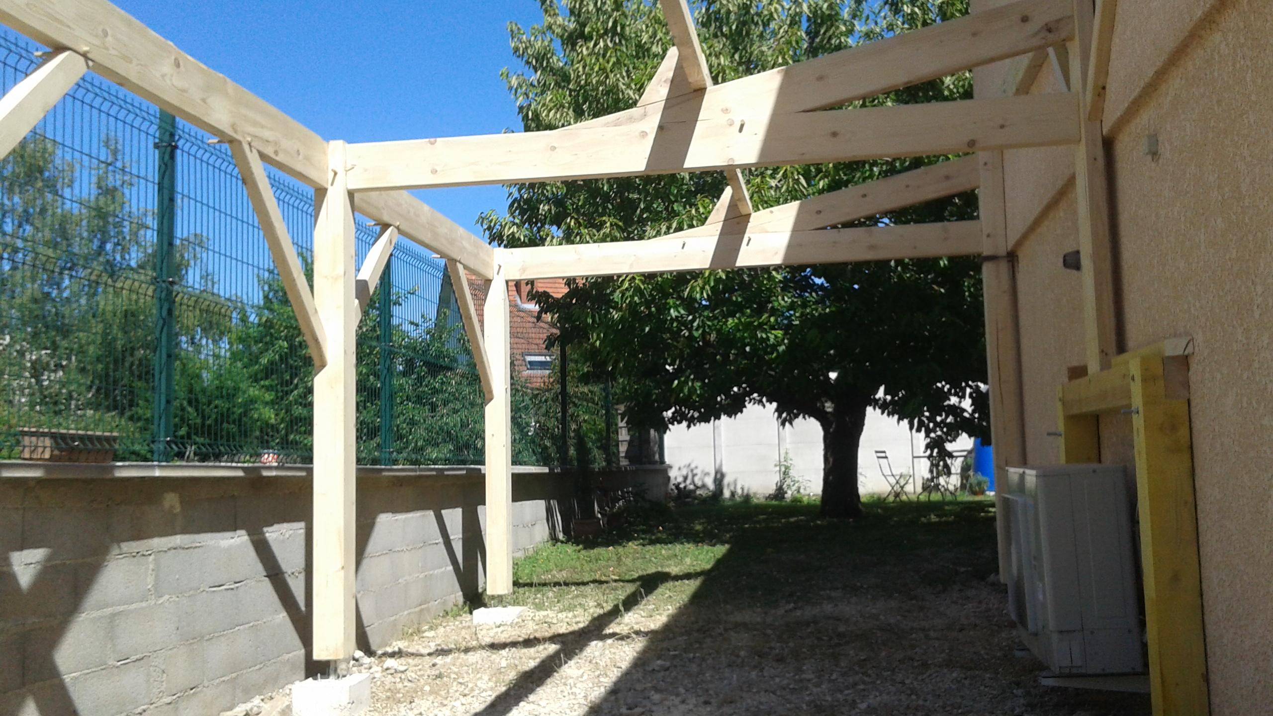 Abri De Jardin Structure Bois
