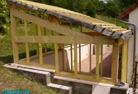 Menuiserie traditionnelle et constructions bois