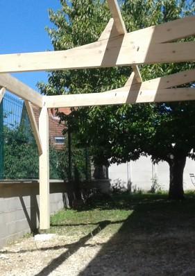 Abri de jardin à Auxerre
