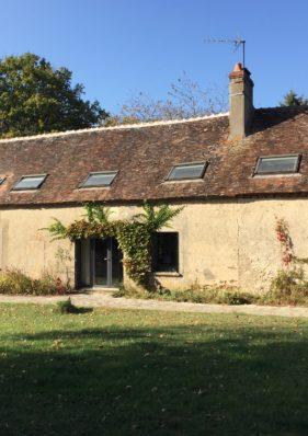 Pose de fenêtres de toit Velux